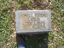 Howell Eugene Cobb