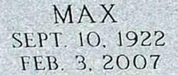 Max Edwards