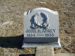 John Herbert Abney