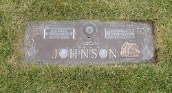 Laura Mae <i>Ahlberg</i> Johnson