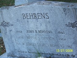 John Edward Behrens