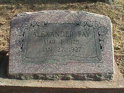 Alexander Fay