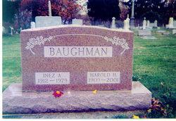 Harold H. Baughman
