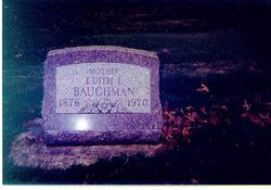 Edith L. Baughman