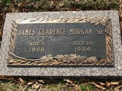 James Clarence Morgan, Sr