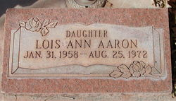 Lois Ann Aaron
