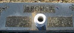 Mack Otis Archer, Jr