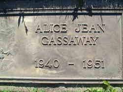 Alice Jean Gassaway