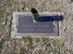 Ricky M. Wilson