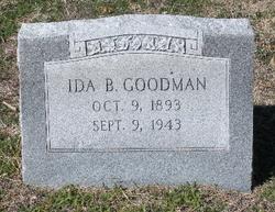 Ida Bell <i>Clark</i> Goodman