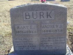 Mary Elizabeth Sis <i>Walden</i> Burk