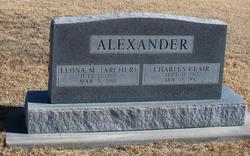 Charles Clair Alexander