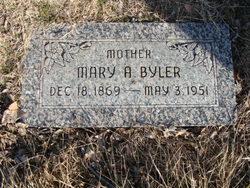 Mary Adeline Byler