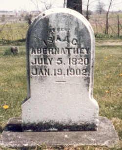 Isaac Abernathy