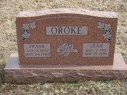 Leah Marie <i>Worthington</i> Oroke