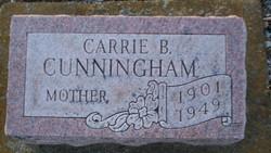 Carrie Blanch <i>Shafer</i> Cunningham