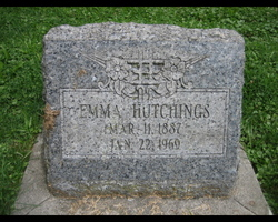 Emma Louise <i>Melzer</i> Hutchings