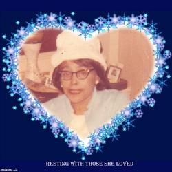 Ella Grandmom <i>Renfrow</i> Robinson