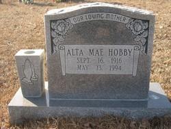 A. M. Hobby