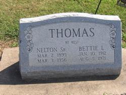 Nelton Thomas, Sr