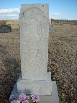 Belle Dovie <i>Adams</i> Burrow