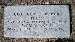 Hugh Conger Burt