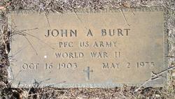 John Alton Burt