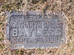 Katharyn Baka <i>Short</i> Bayless