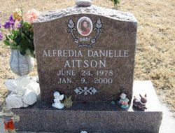 Alfredia Danielle Dani Aitson