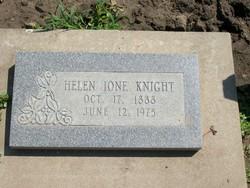 Helen Ione <i>Wright</i> Knight
