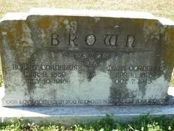 Robert Cornelius Brown
