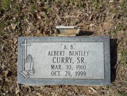 Albert Bentley A. B. Curry