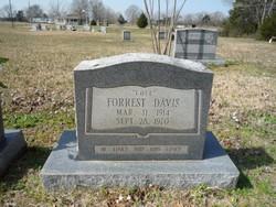 Forrest Cole Davis