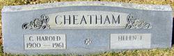 Helen Francis <i>Northup</i> Cheatham