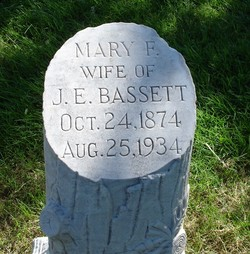 Mary Florence <i>Strong</i> Bassett