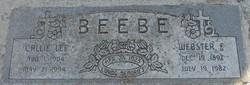 Callie Lee <i>Gulley</i> Beebe