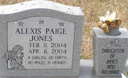 Alexis Paige Jones