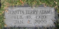 Juanita <i>Terry</i> Adams