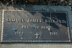 Samuel James Ballard