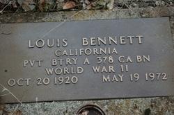 Louis Bennett