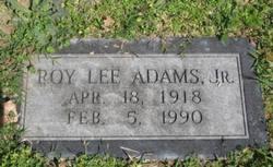 Roy Lee Adams, Jr