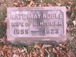 Kate May <i>Noble</i> Dean