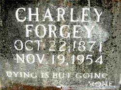 Charley Forgey