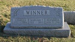 Charles Francis Winner