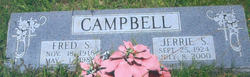 Helen Jerrie Smith <i>Watson</i> Campbell