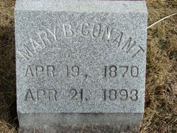 Mary B. <i>Conant</i> Buckmaster