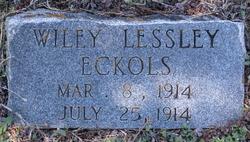 Wiley Lessley Eckols