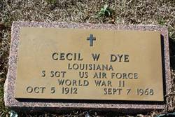 Cecil Winford Dye