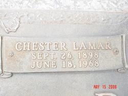 Chester Lamar Davis