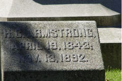 Sgt Henry Claiborne Armstrong